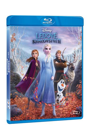 Ledové království 2 Blu-ray
