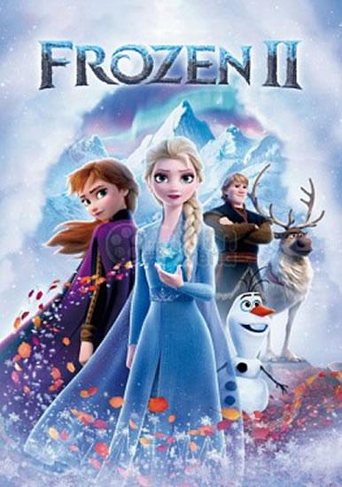 Ledové království 2 DVD
