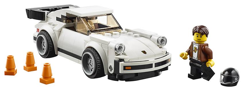 LEGO - 1974 Porsche 911 Turbo 3.0