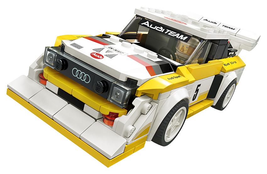 LEGO - 1985 Audi Sport Quattro S1