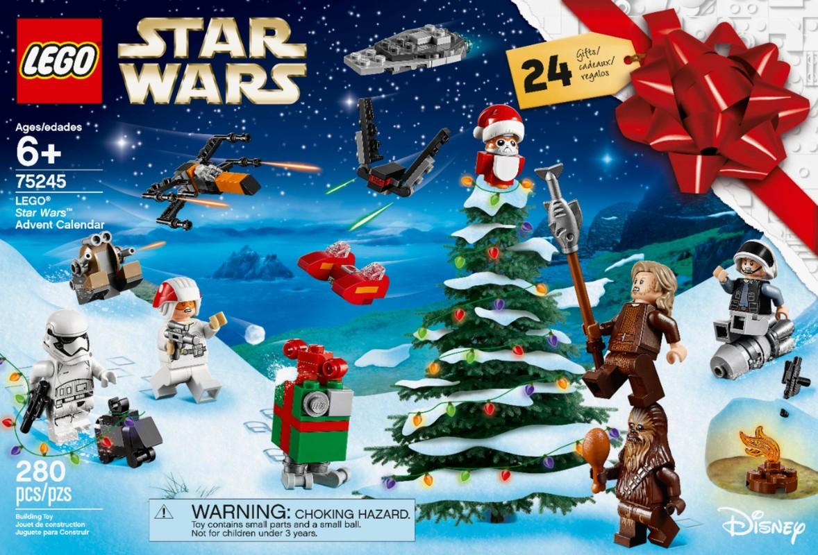 LEGO - Adventný Kalendár Lego® Star Wars