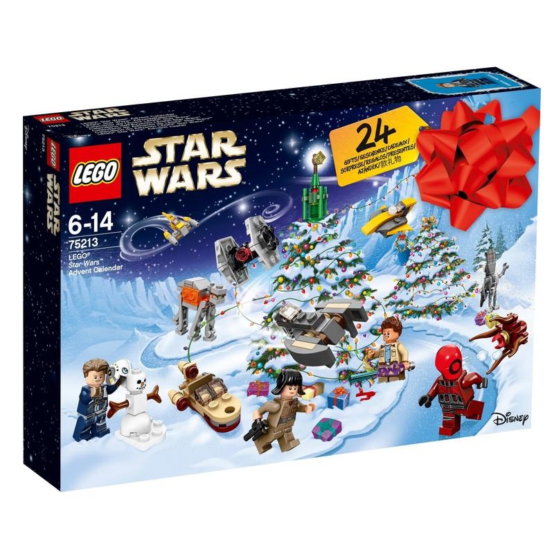 LEGO - Adventný kalendár Star Wars™ 75213 (2018)
