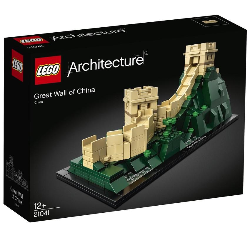 LEGO - Architecture 21041 Veľký čínsky múr