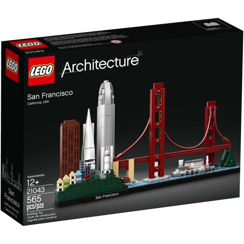 LEGO - Architecture 21043 San Francisco