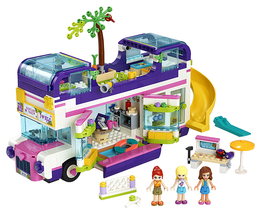 LEGO - Autobus Priateľstva
