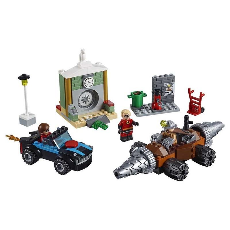 LEGO - Banková Lúpež Podkopávača