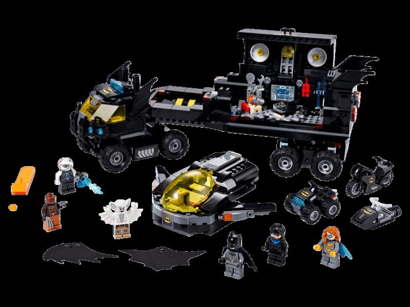 LEGO - Batman 76160 Mobilná základňa Batmana