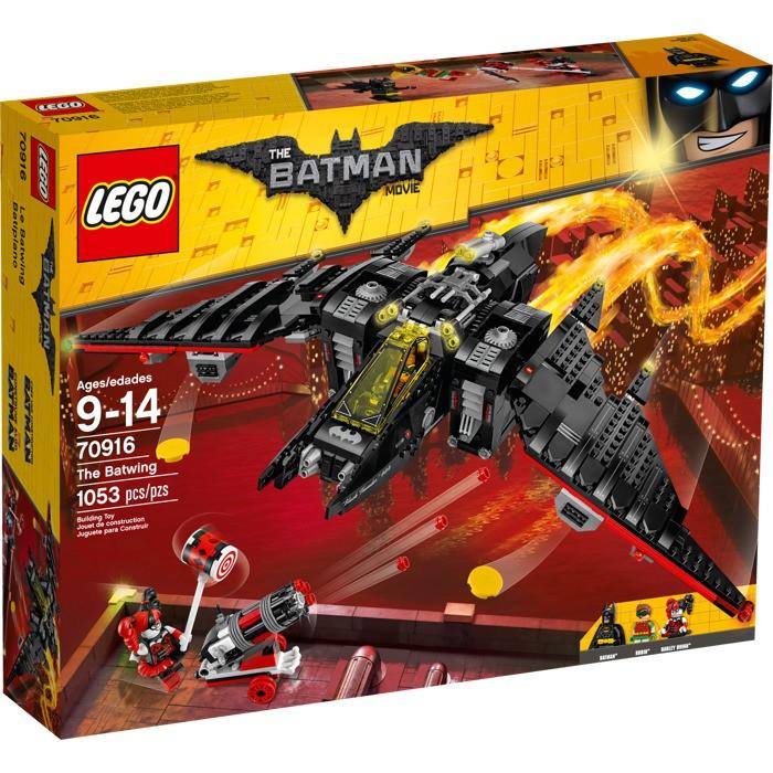 LEGO - Batman Movie 70916 Batmanove lietadlo