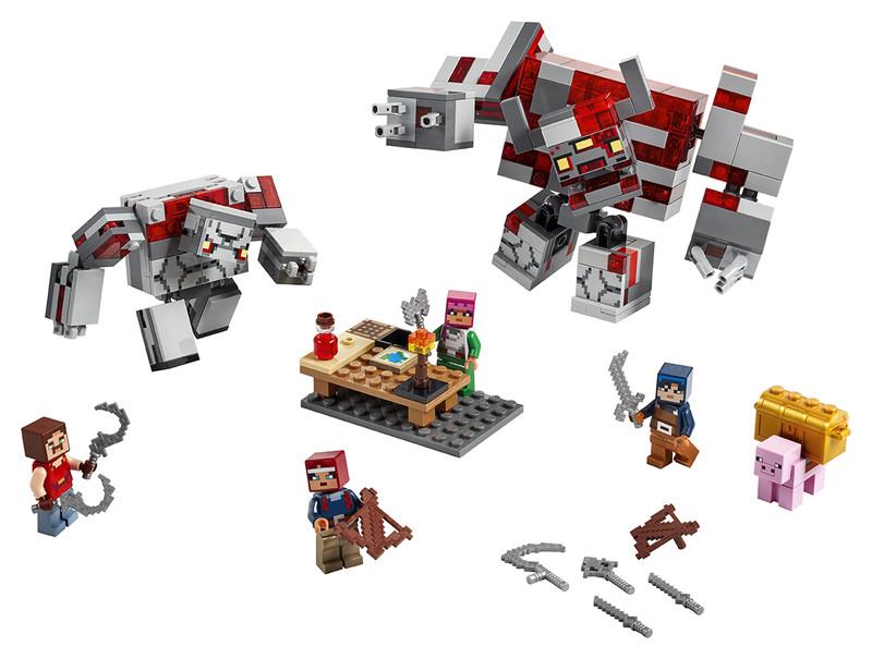 LEGO - Bitka o rudit
