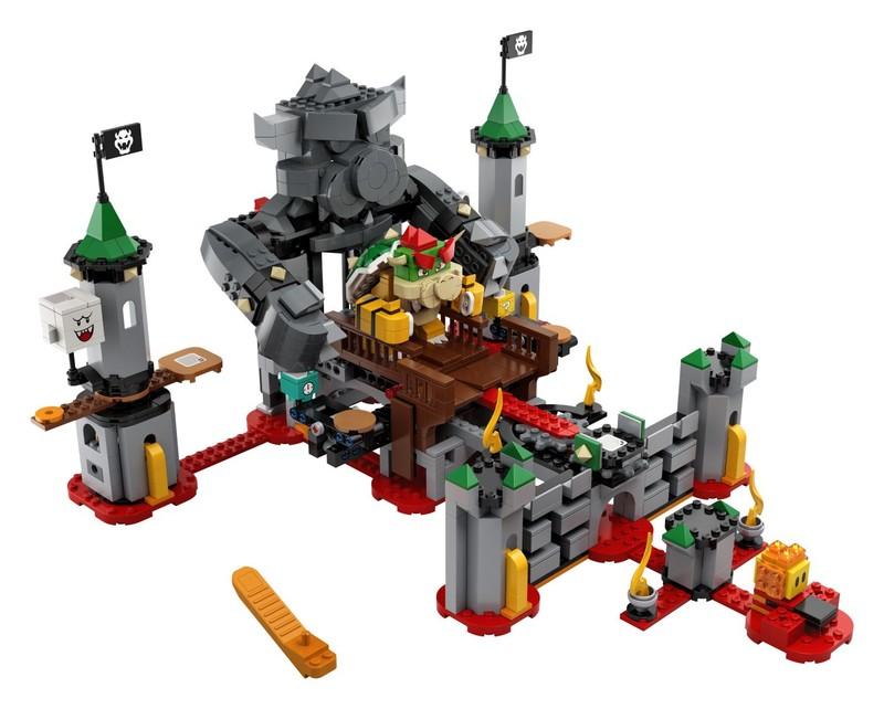 LEGO - Boj v Bowserovom hrade – rozšírujúci set