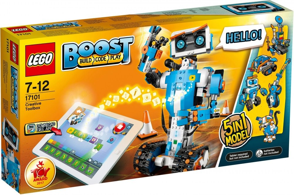 LEGO - BOOST 17101 Tvorivý box