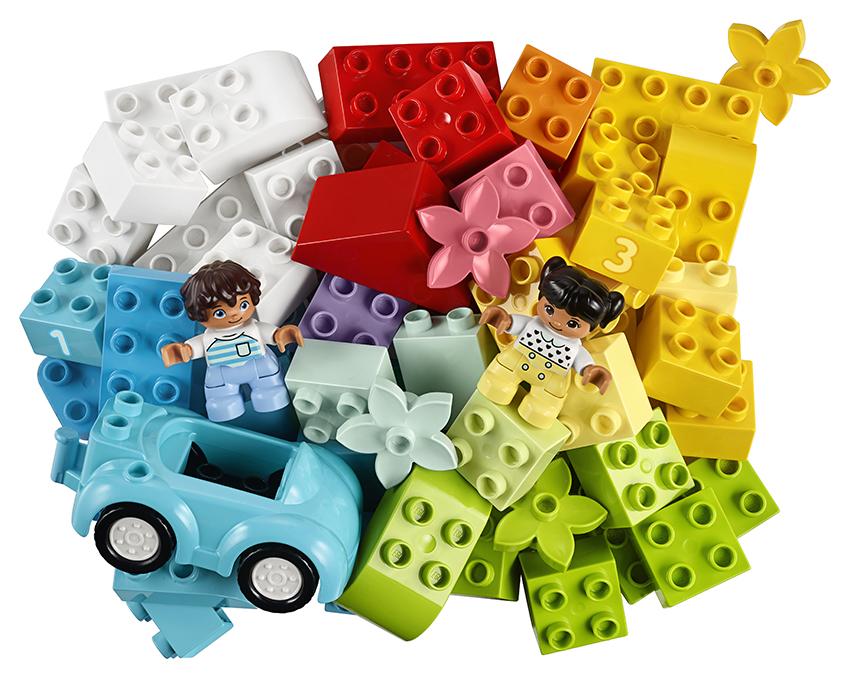 LEGO - Box S Kockami