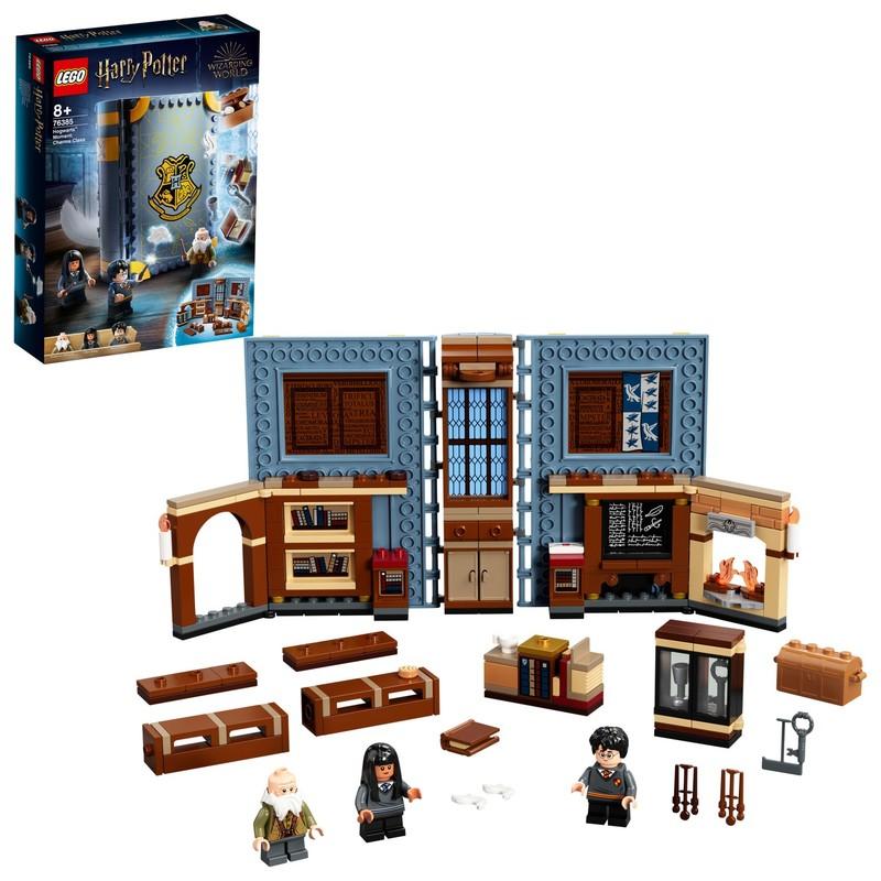 LEGO - Čarovné momenty z Rokfortu: Hodina čarovania