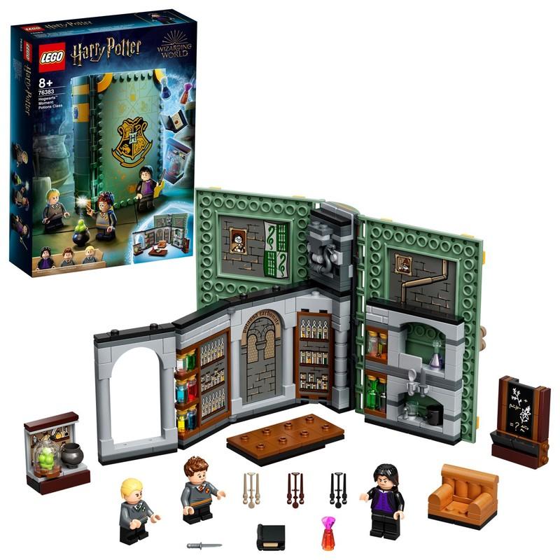 LEGO - Čarovné momenty z Rokfortu: Hodina elixírov
