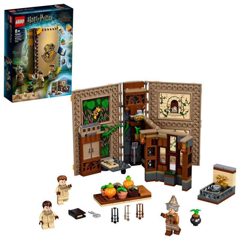 LEGO - Čarovné momenty z Rokfortu: Hodina herbológie