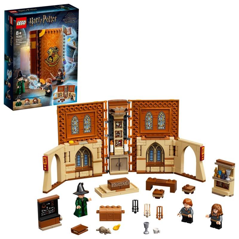 LEGO - Čarovné momenty z Rokfortu: Hodina transfigurácie