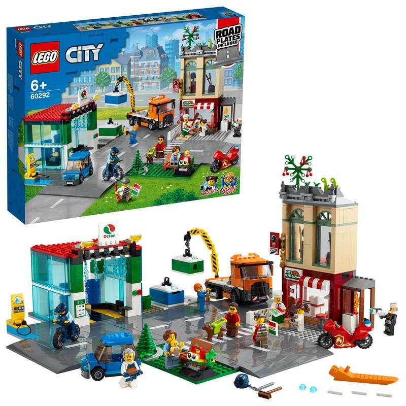 LEGO - Centrum mestečka