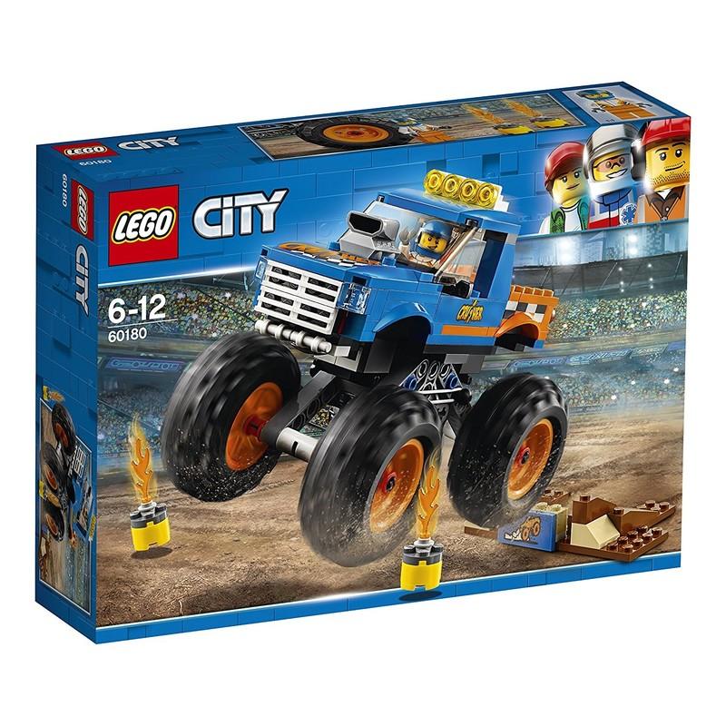 LEGO - City 60180 Monster truck