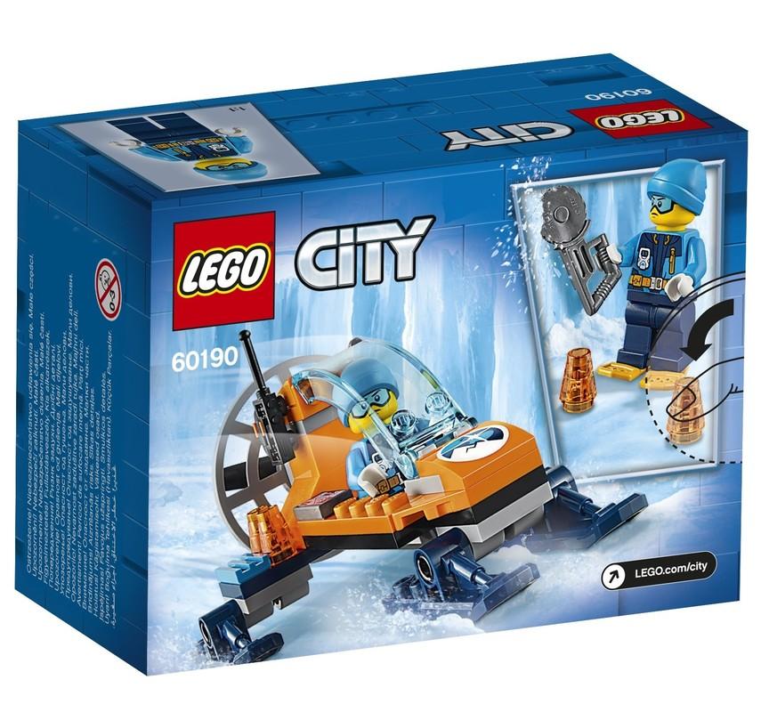 LEGO - City 60190 Polárny klzák