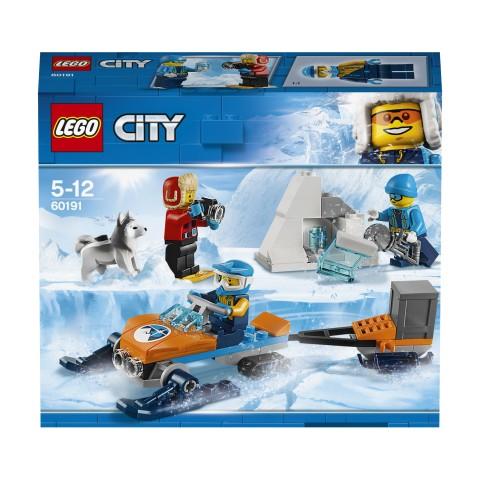 LEGO - City 60191 Polárny prieskumný tím