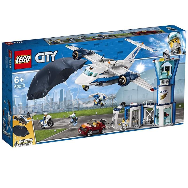 LEGO - City 60210 Základňa leteckej polície