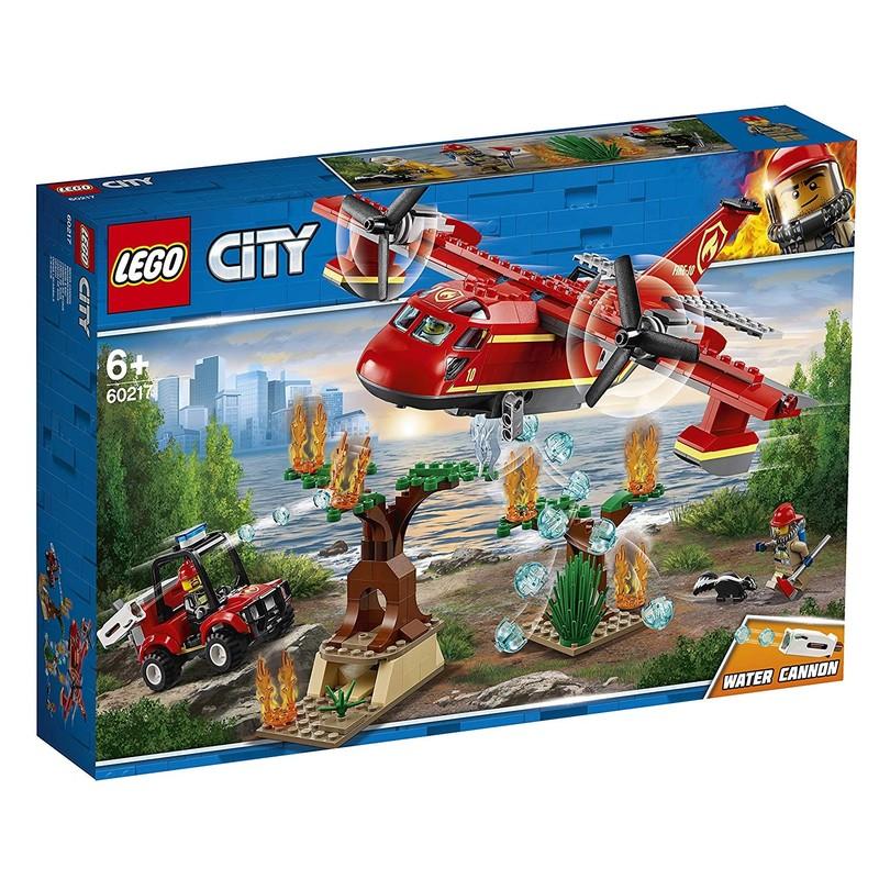 LEGO - City 60217 Požiarny letún