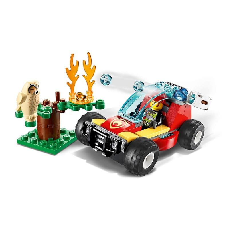 LEGO - City 60247 Lesný požiar