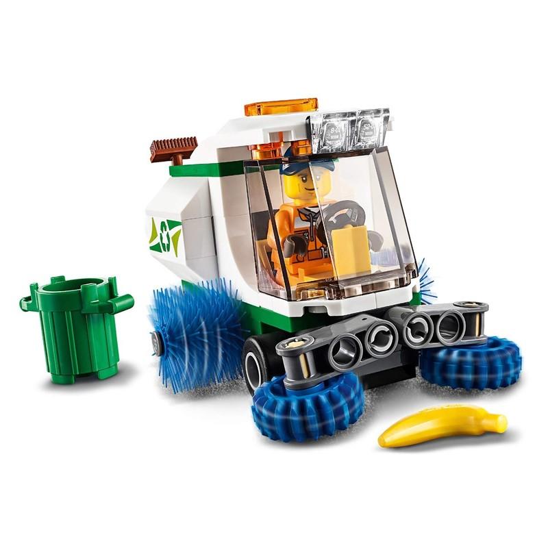 LEGO - City 60249 Čistiace vozidlo