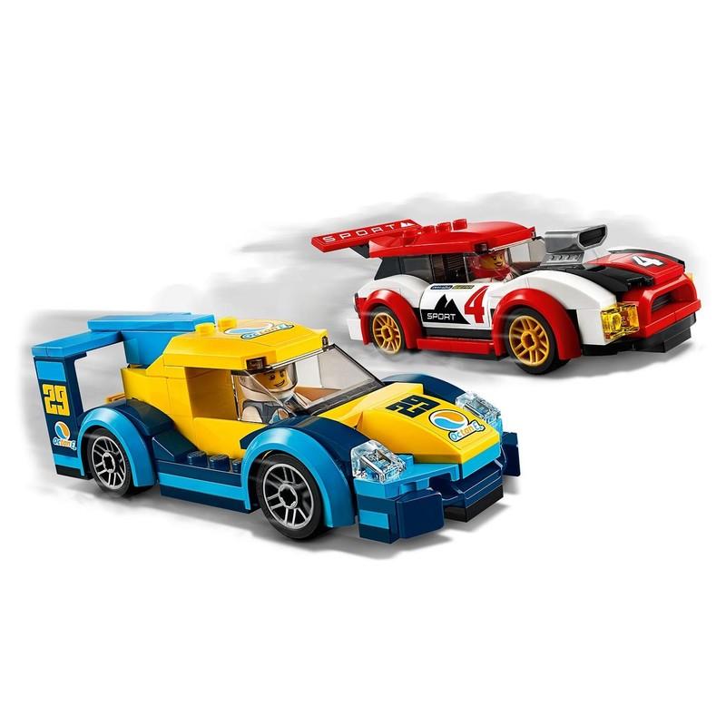 LEGO - City 60256 Pretekárske autá