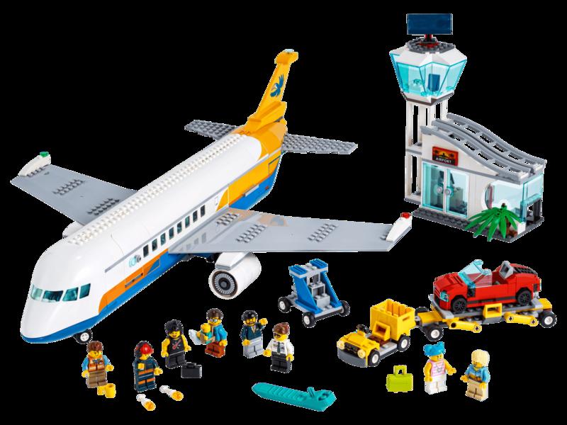 LEGO - City 60262 Osobné lietadlo