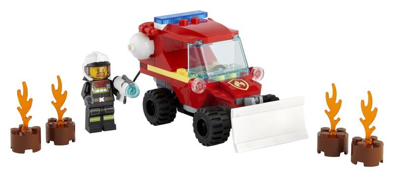LEGO - City 60279 Špeciálne hasičské auto