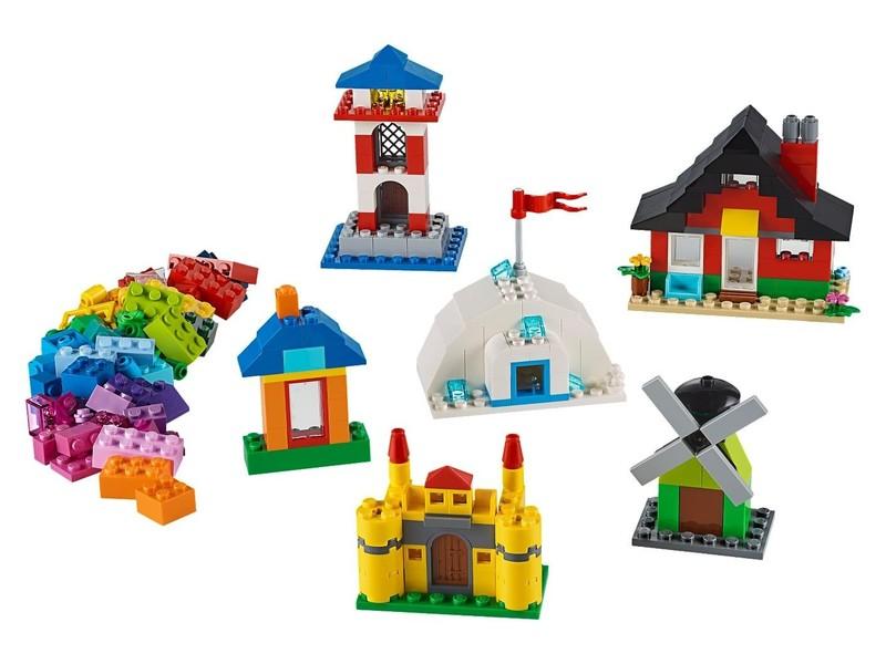 LEGO - Classic 11008 Kocky a domčeky