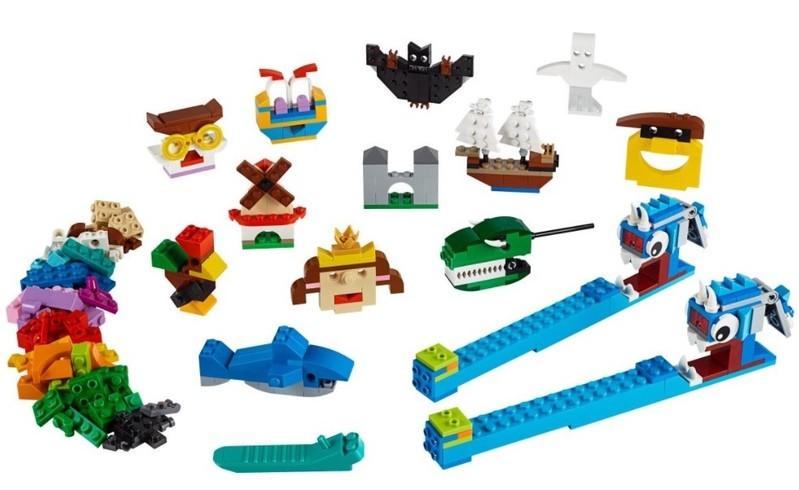 LEGO - Classic®11009 Kocky a svetlá