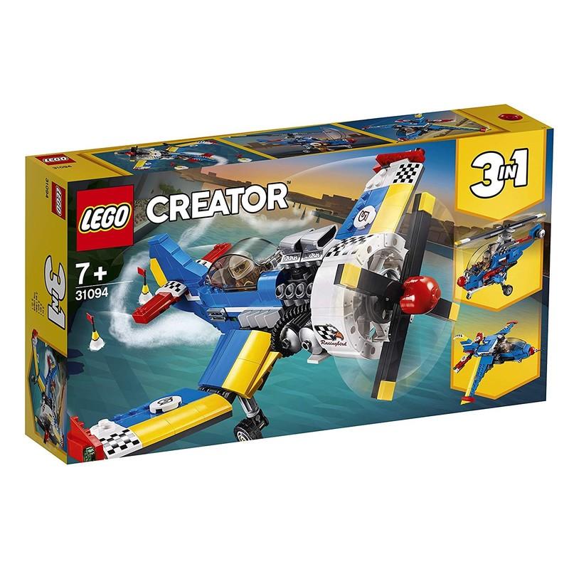 LEGO - Creator 31094 Pretekárske lietadlo