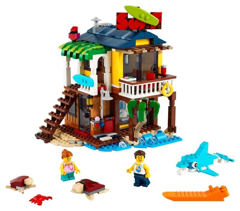 LEGO - Creator 31118 Surferský dom na pláži