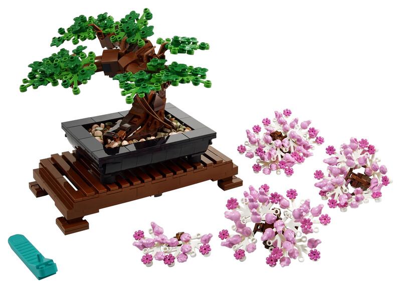 LEGO - Creator Expert 10281 Bonsaj