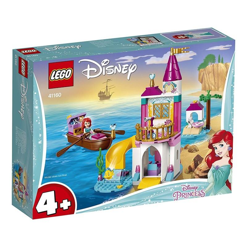 LEGO - Disney Princess 41160 Ariel a jej hrad pri mori