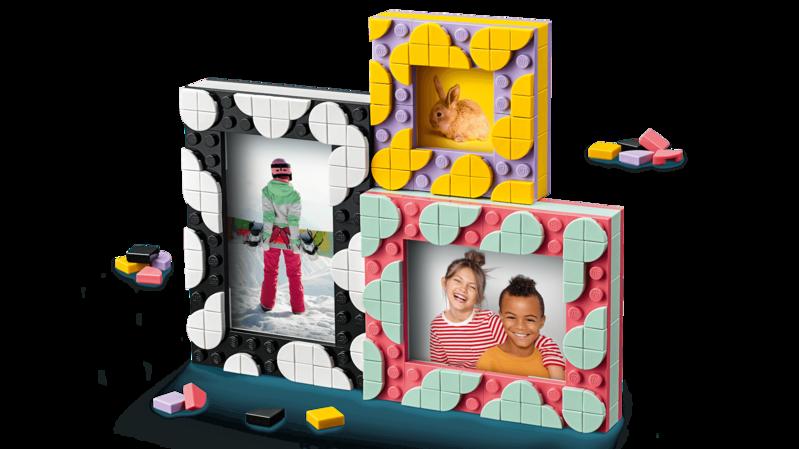 LEGO - DOTS 41914 Kreatívne rámčeky