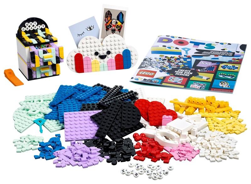 LEGO - DOTS 41938 Kreatívny dizajnérsky box