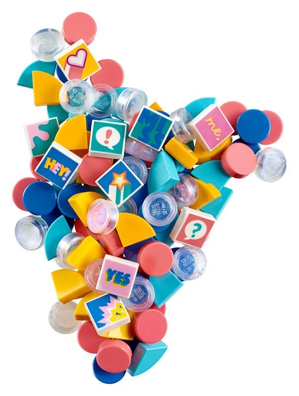 LEGO - DOTS doplnky – 2. séria