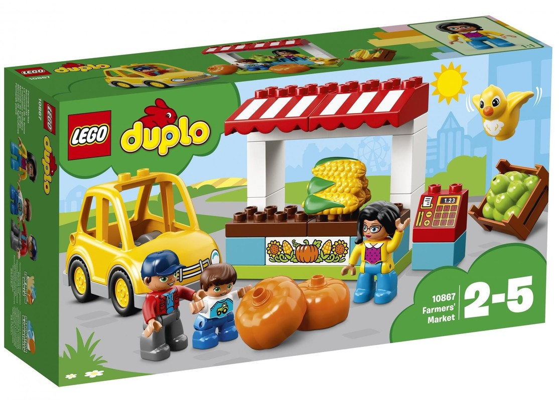 LEGO - DUPLO 10867 Farmársky trh
