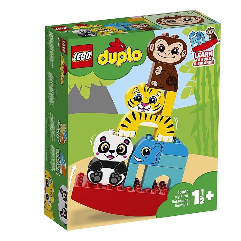LEGO - DUPLO 10884 Moje prvé hojdacie zvieratká
