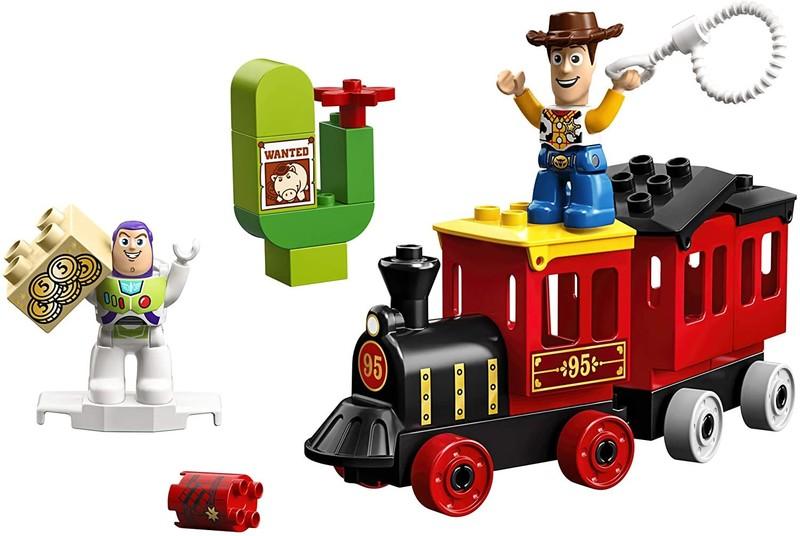 LEGO - Duplo 10894 Vláčik z Toy Story
