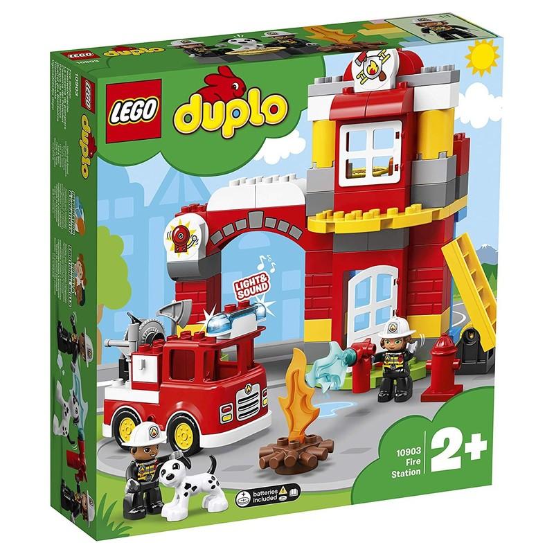 LEGO - DUPLO 10903 Hasičská stanica