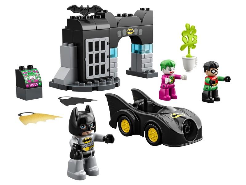 LEGO - DUPLO® 10919 Batmanová jaskyňa