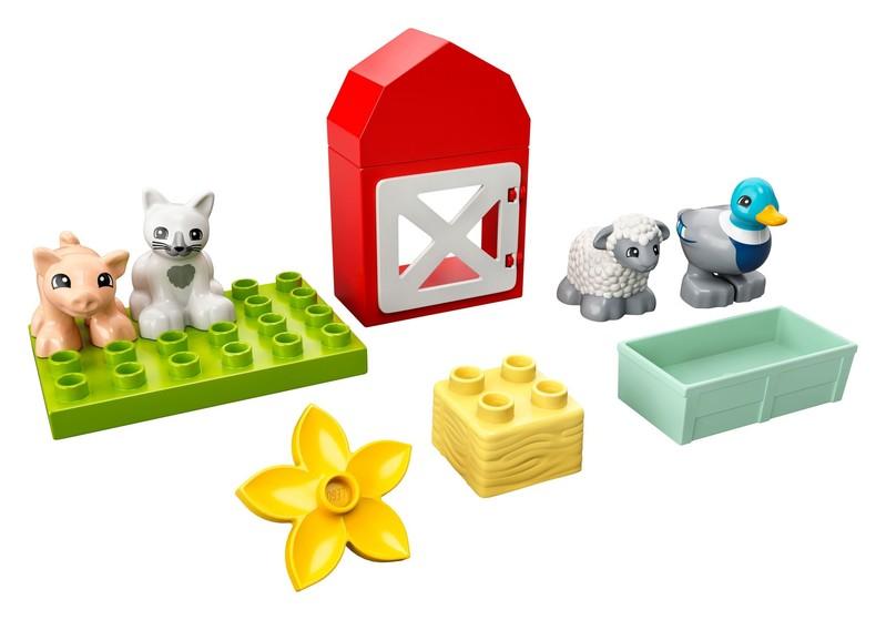 LEGO - Duplo 10949 Zvieratká z farmy