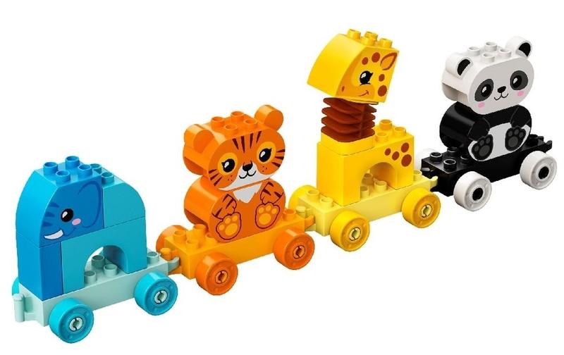 LEGO - DUPLO 10955 Vláčik so zvieratkami