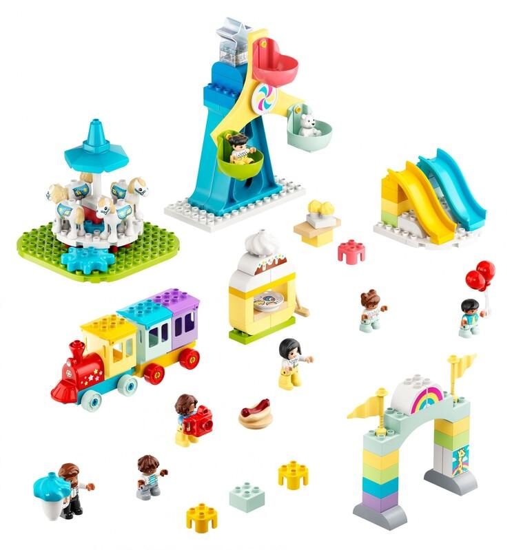 LEGO - DUPLO® 10956 Zábavný park