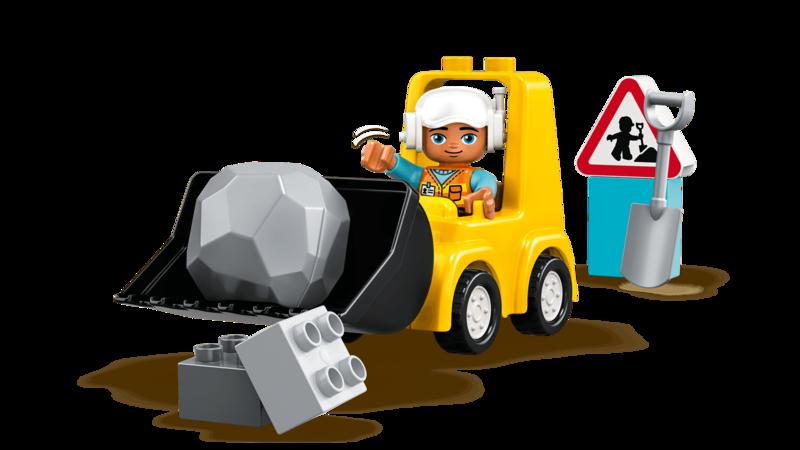 LEGO - DUPLO®10930 Buldozér
