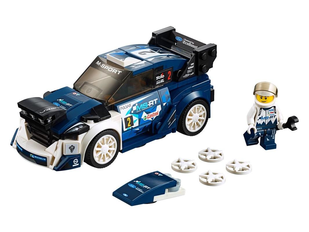 LEGO - Ford Fiesta M-Sport WDickie RC